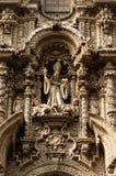 Ámérica do Sul - Iglesia de San Agustin em Lima, Peru Imagem de Stock