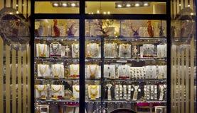 Ámbar de oro lituano Fotografía de archivo libre de regalías
