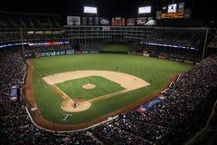Ámbito de las Texas Rangers en Arlington Imágenes de archivo libres de regalías