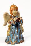 Ángel 03 de la Navidad Fotografía de archivo libre de regalías