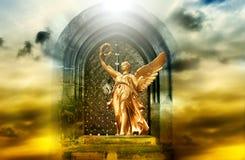 Ángel foto de archivo libre de regalías