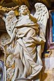 Ángel barroco Imagen de archivo