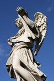 Ángel con el Sudarium foto de archivo