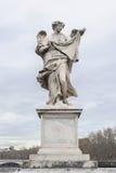 Ángel con el Sudarium (el velo del Veronica) foto de archivo libre de regalías