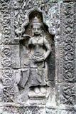 Ángel de Angkor Fotografía de archivo libre de regalías