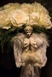 Ángel de 026 blancos Imagen de archivo libre de regalías