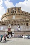 ` Ángel de Castel Sant Foto de archivo libre de regalías