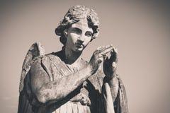 Ángel de guarda Imagen de archivo libre de regalías