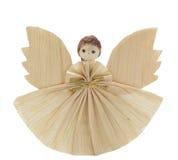 Ángel de la cáscara de maíz Imagen de archivo