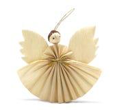 Ángel de la cáscara de maíz Foto de archivo libre de regalías