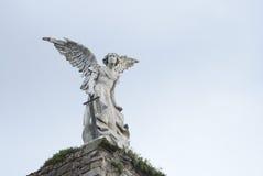Ángel de la estatua Fotos de archivo libres de regalías