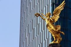 Ángel de la independencia Imagenes de archivo
