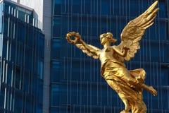 Ángel de la independencia Foto de archivo