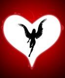 Ángel de mi corazón Foto de archivo libre de regalías