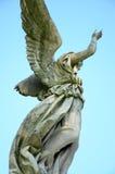 Ángel de piedra Fotos de archivo