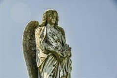 Ángel de piedra Fotografía de archivo