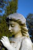 Ángel de rogación Foto de archivo libre de regalías