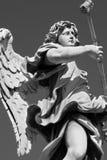 Ángel de Roma Foto de archivo libre de regalías