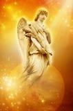 Ángel de Sun ilustración del vector