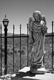Ángel de Virginia City Fotografía de archivo libre de regalías