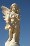 Ángel del cementerio Fotos de archivo libres de regalías