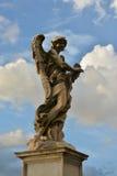 Ángel en el cielo Imagen de archivo