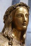 Ángel en Roma imagen de archivo