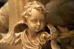 Ángel romano Imágenes de archivo libres de regalías