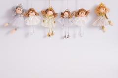 ángeles Imagen de archivo libre de regalías