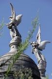 Ángeles del cementerio de Recoleta - Buenos Aires Fotos de archivo libres de regalías