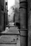 Ángulo de la ciudad Fotografía de archivo libre de regalías
