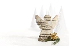 Ángulo de la Navidad Fotografía de archivo libre de regalías