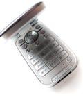 Ángulo del teléfono celular Fotos de archivo libres de regalías