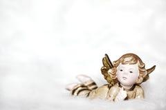 Ángulo dulce en la nube Imagen de archivo