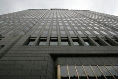 Ángulo inferior de un edificio Fotos de archivo