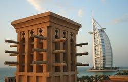 Árabe del Al de Burj Foto de archivo libre de regalías