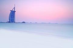 Árabe del Al de Burj Imagen de archivo libre de regalías