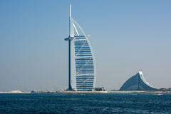 Árabe del al de Burj, Dubai Foto de archivo libre de regalías