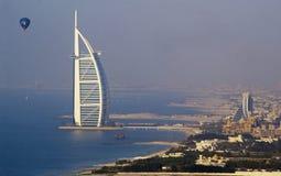Árabe del Al de Dubai Burj Foto de archivo libre de regalías