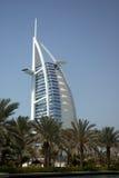 Árabe del Al de Dubai Burj Fotos de archivo libres de regalías