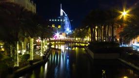 Árabe do Al de Burj Fotografia de Stock Royalty Free