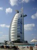 Árabe Dubai del Al de Burj imagen de archivo