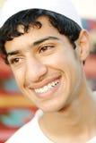 Árabe, retrato Imagen de archivo libre de regalías
