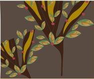 Árbol abstracto Foto de archivo libre de regalías