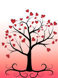 Árbol de amor Libre Illustration