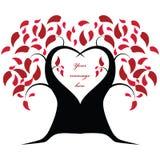 Árbol de amor libre illustration