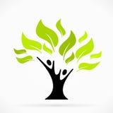 Árbol de ayuda libre illustration