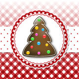 Árbol de chocolate Foto de archivo libre de regalías