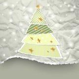Árbol de Christams Imágenes de archivo libres de regalías