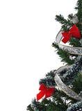 Árbol de Christmass Fotos de archivo